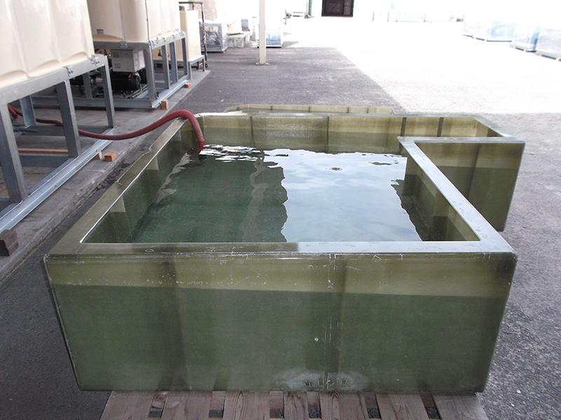 クロム酸廃液槽