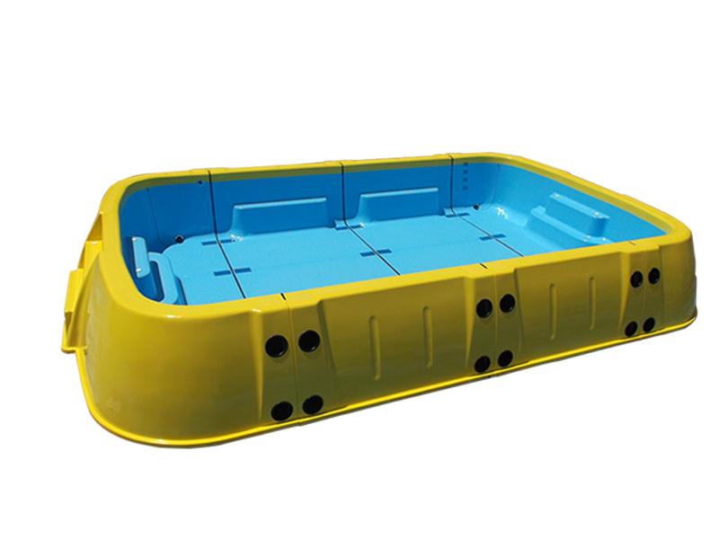 幼児用FRP組立式プール「トレンディープール」