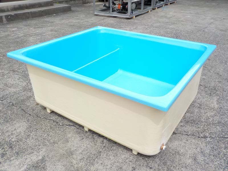 FRP製かめプール