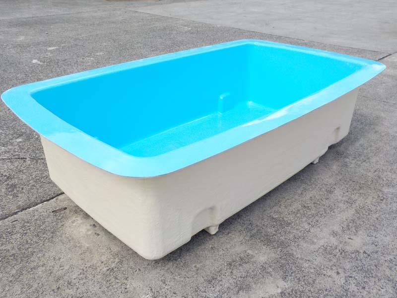 FRP製金魚プール